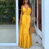 Vestido de verano de mujer...