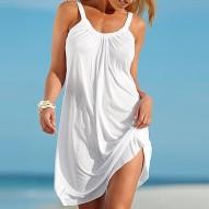 Vestido de playa de verano...