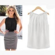 Elegante blusa para mujer,...