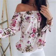 Blusa Floral para dama.